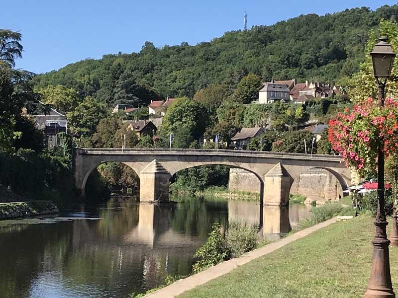 Cycling Dordogne France
