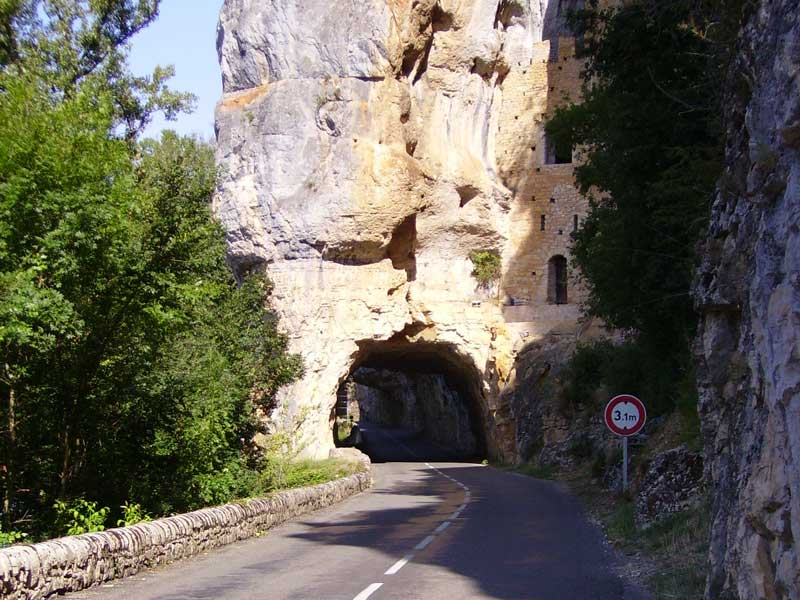 cycling in Dordogne France