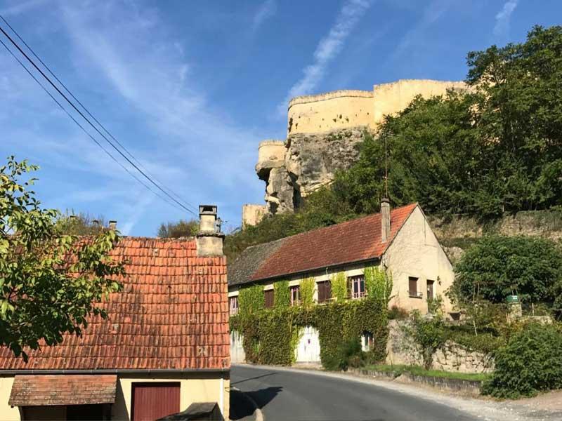 walking randonnee in France