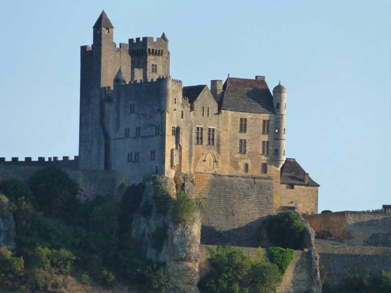 scenic routes for French walking tours